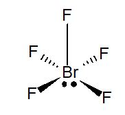 Brf5 Square Pyramidal Villanova College Chemistry Blog